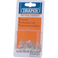 Draper Pop Rivet Washers