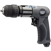 Draper Expert 5276K Reversible Air Drill 10mm Keyless Chuck