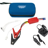 Draper LJS120 Lithium Jump Starter and Charger