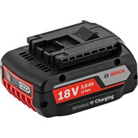 Bosch Genuine GBA 18v Cordless Li-ion Wireless Battery 2ah