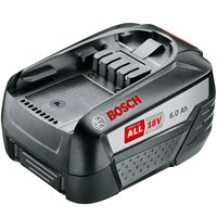 Bosch Genuine POWER4ALL PBA W-C 18v Cordless Li-ion Battery 6ah