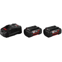 Bosch Genuine GBA 36v Cordless CoolPack Li-ion Battery Set 6ah