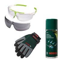 Bosch Outdoor Power Tool Safety and Maintenance Kit