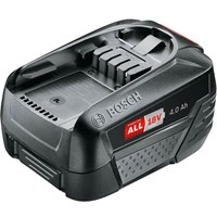 Bosch Genuine POWER4ALL PBA W-C 18v Cordless Li-ion Battery 4ah