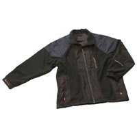 Bosch Mens Cordura Reinforced Fleece Jacket