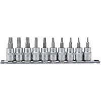 "Draper 10 Piece 3/8"" Drive TX-Star Plus Socket Bit Set"