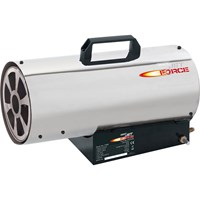 Draper Jet Force PSH50SS Stainless Steel Propane Space Heater