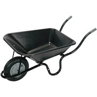 Draper Plastic Tray Wheelbarrow
