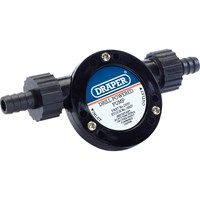 Draper Drill Powered Water Pump