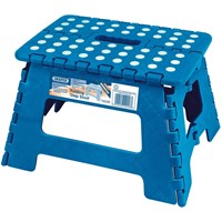 Draper Plastic Folding Step Stool