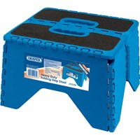 Draper Heavy Duty Anti Slip Folding Step Stool