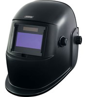 Draper WSP684 Solar Powered Auto Welding and Grinding Helmet