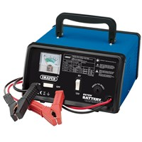 Draper BCD5 Automotive Battery Charger