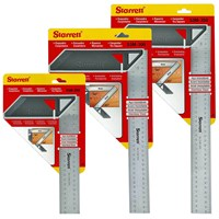 Starrett K53M Carpenters Combination Square Triple Pack
