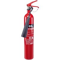 Draper Carbon Dioxide Fire Extinguisher
