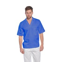 Portwest Mens Short Sleeved Bakers Shirt