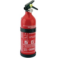 Draper Dry Powder Fire Extinguisher