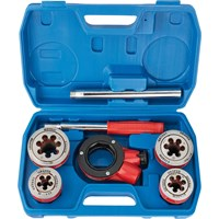 Draper 7 Piece Ratchet Pipe Threading Repair Kit Metric