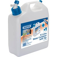 Draper Water Container