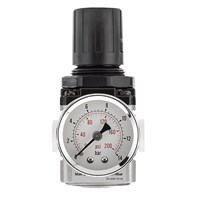 "Draper ALR1 1/4"" BSP Air Line Regulator"