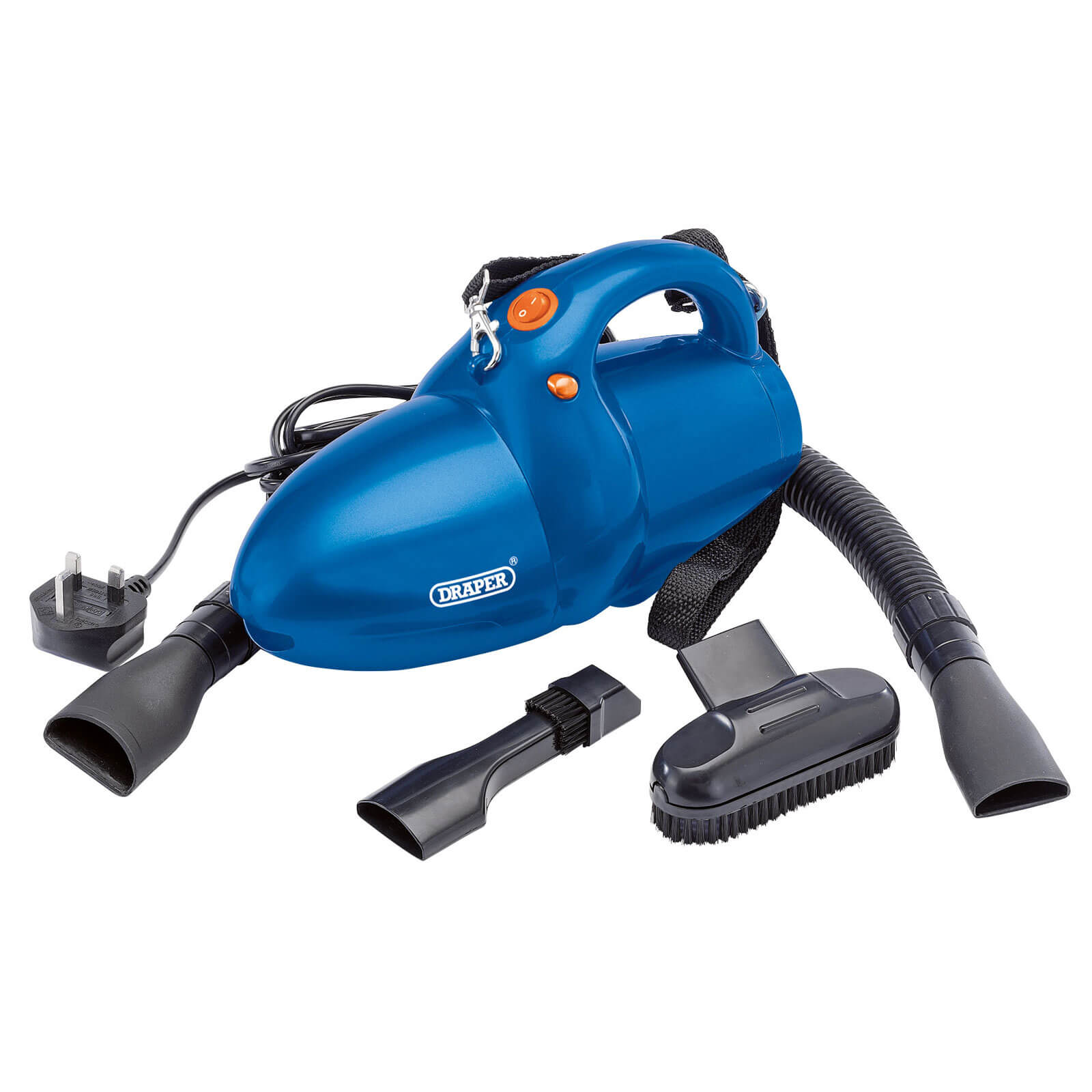 Draper Handheld Vacuum Cleaner 240v