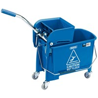 Draper Kentucky Wheeled Mop Bucket