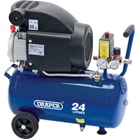 Draper DA25/207 Air Compressor 24 Litre