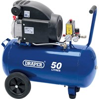 Draper DA50/207 Air Compressor 50 Litre