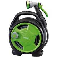 Draper Garden Mini Hose Reel Set