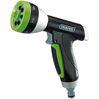 Draper 7 Pattern Garden Watering Spray Gun