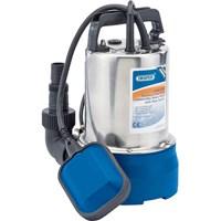 Draper SWP110SS Stainless Steel Submersible Clean Water Pump