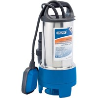 Draper SWP210DWSS Stainless Steel Submersible Dirty Water Pump