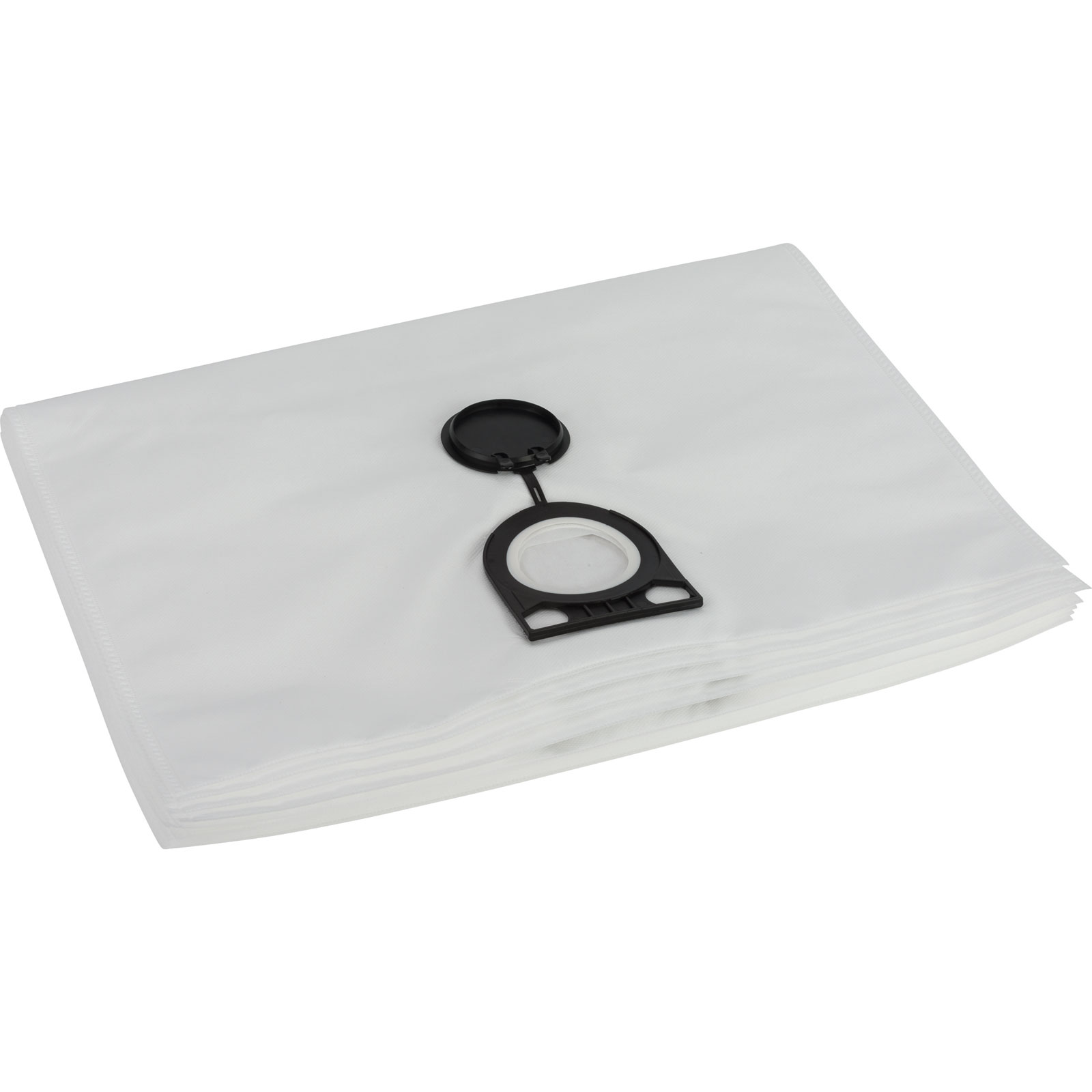Bosch Fleece Filter Bags for GAS 50 & 50M Pack of 5