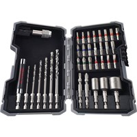 Bosch 35 Piece Drill & Screwdriver Bit Set for Metal