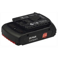 Bosch Blue Genuine 18v Cordless Li-ion Battery 1.3ah