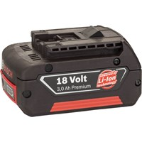 Bosch Blue Genuine 18v Cordless Li-ion Battery 3ah