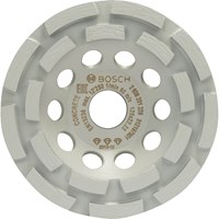 Bosch Best for Concrete Diamond Grinding Head 125mm