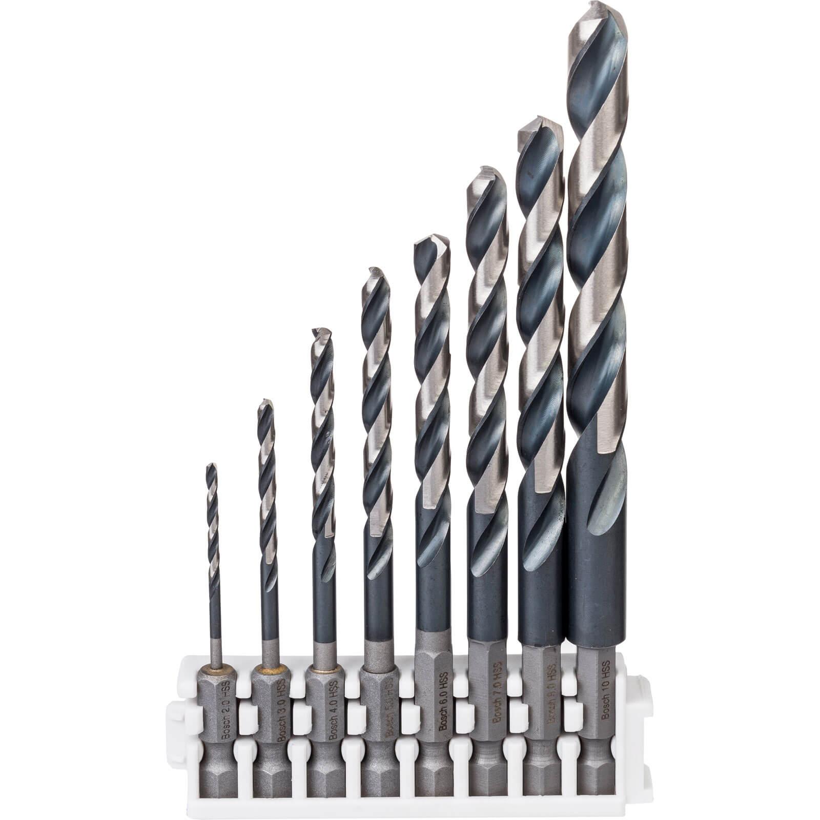 Sirius Professional HSS Jobber Drill Bit 9.75mm