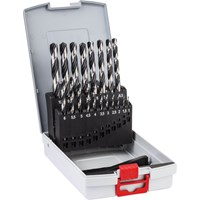 Bosch 19 Piece PointTeq HSS Drill Bit Set