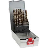 Bosch 25 Piece HSS-Co Drill Bit Set