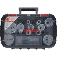 Bosch 13 Piece Endurance for Heavy Duty Carbide Holesaw Set