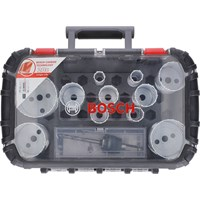 Bosch 13 Piece Universal Heavy Duty Carbide Endurance Holesaw Set