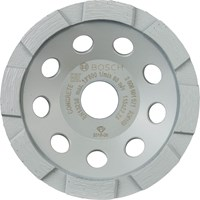 Bosch Standard for Concrete Diamond Grinding Head 115mm
