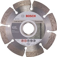 Bosch Standard Concrete Diamond Cutting Disc