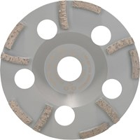 Bosch Expert Concrete Extra Clean Diamond Grinding Head 125mm