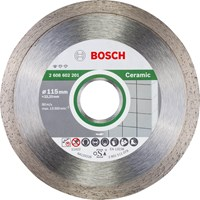 Bosch Diamond Cutting Disc for Ceramic , Porceline and Stone
