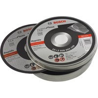 Bosch Rapido Thin Inox Stainless Steel Cutting Disc