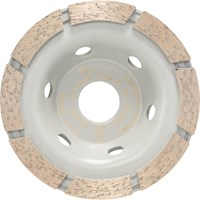 Bosch Standard for Concrete Diamond Grinding Head 105mm