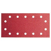Bosch C470 Punched Hook & Loop 1/2 Sanding Sheets