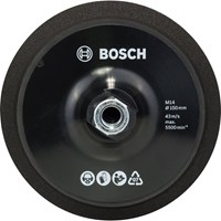 Bosch M14 Hook and Loop Backing Pad